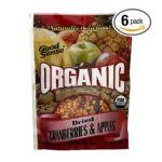 Good Sens Snacks -  Cranberries & Apples 0030243877305