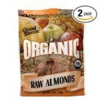 Good Sens Snacks -  Raw Almonds 0030243878005