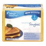 Weight Watchers -  Cheese Singles American 0030900002637