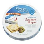 Weight Watchers -  Cheese Wedges 0030900004952