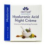 Derma e -  Hyaluronic Acid Night Creme 0030985004663