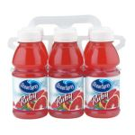 Ocean Spray - Ruby Grapefruit Juice Drink 0031200000606  / UPC 031200000606