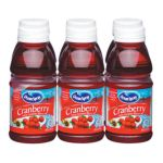 Ocean Spray - Cranberry Juice Cocktail 0031200000613  / UPC 031200000613