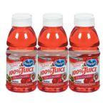 Ocean Spray - 100% Cranberry Juice Drink 0031200000668  / UPC 031200000668