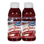 Ocean Spray - 100% Cranberry 0031200002266  / UPC 031200002266