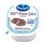 Ocean Spray - No Thaw Prune 100% Juice Containers 0031200007407  / UPC 031200007407
