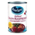 Ocean Spray - Cranraspberry Sauce 16 0031200010605  / UPC 031200010605