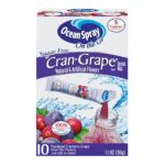 Great Value -  Cranberry Grape Sugar Free Powdered Drink Mix 0031200299147