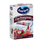 Ocean Spray - On The Go Drink Mix Cran-pomegranate 0031200299253  / UPC 031200299253