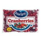 Ocean Spray - Cranberries 0031200900043  / UPC 031200900043