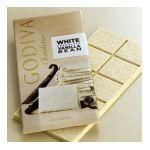 Godiva -  Godiva White Vanilla Bean Bar 0031290039043