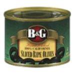 B&G Foods brands  - Ripe Olives Jumbo Pitted 0031500002386  / UPC 031500002386