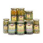 B&G Foods brands  - B&g Polish Dill Pickle Toppers 0031500002966  / UPC 031500002966