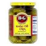 B&G Foods brands  - Chips Kosher Dill 16 0031500003383  / UPC 031500003383