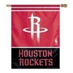 Wincraft -  Wincraft Houston Rockets 27x37 Vertical Flag 0032085016232