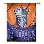 Wincraft -  Wincraft Sacramento Kings 27x37 Vertical Flag 0032085047069