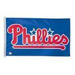 Wincraft -  Philadelphia Phillies 3x5 Flag 0032085074126