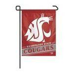 Wincraft -  Washington State Cougars 11x15 Garden Flag 0032085161345