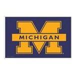 Wincraft -  Wincraft Michigan Wolverines 3x5 Flag 0032085235169