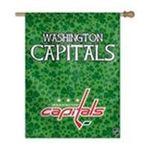 Wincraft -  WASHINGTON CAPITALS 27X37 BANNER FLAG 0032085434678