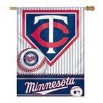 Wincraft -  Minnesota Twins Vertical Flag 0032085563767