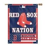 Wincraft -  MLB Banner / Vertical Flag - Boston Red Sox Nation 0032085649638