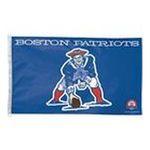 Wincraft -  Wincraft New England Patriots 50th Anniversary AFL 3x5 Flag 0032085712059