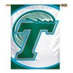 Wincraft -  Wincraft Tulane Green Wave 27x37 Vertical Flag 0032085728289