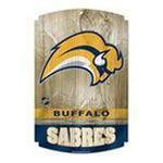 Wincraft -  Wincraft Buffalo Sabres Wood Sign 0032085731180