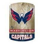 Wincraft -  Wincraft Washington Capitals Wood Sign 0032085731807