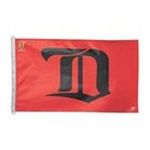 Wincraft -  DETROIT RED WINGS OFFICIAL LOGO 3FTX5FT BANNER FLAG 0032085762269