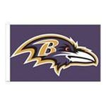 Wincraft -  NFL 5 Flag - Baltimore Ravens 0032085863300