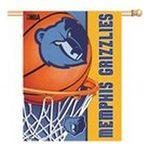 Wincraft -  Wincraft Memphis Grizzlies 27x37 Vertical Flag 0032085887474
