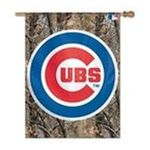 Wincraft -  CHICAGO CUBS OFFICIAL LOGO 27x37 FLAG 0032085913111