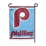 Wincraft -  Philadelphia Phillies Throwback Cooperstown Garden Flag 0032085923714