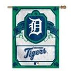 Wincraft -  DETROIT TIGERS OFFICIAL LOGO 27x37 FLAG 0032085925084