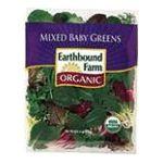 Earthbound Farm -  Organic Mixed Baby Greens 0032601001001