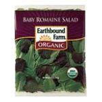 Earthbound Farm -  Organic Baby Romaine Salad 0032601003005