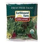 Earthbound Farm -  Organic Fresh Herb Salad 0032601004002