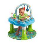 Evenflo -  Evenflo | Evenflo Double Fun Developmental Activity Center, Ocean 0032884167654