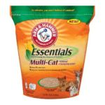 Arm & Hammer -  Arm & Essentials Multi-cat Natural Clumping Cat Litter 0033200020189