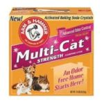 Arm & Hammer -  Arm And Hammer Multi-cat Litter Es 20 lb 0033200022060