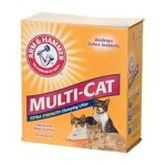 Arm & Hammer - Multi-cat Extra Strength Fresh Scent Cat Litter 28 lb,12.7 kg 0033200022862  / UPC 033200022862