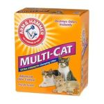 Arm & Hammer -  Arm & Hammer Multi-cat Strength Clumping Litter 40 lb 0033200024064