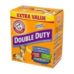 Arm & Hammer -  Double Duty Advanced Odor Control Clumping Cat Litter 40 lb 0033200024088