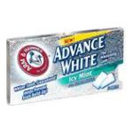 Arm & Hammer -  Whitening Gum Plus Tartar Control 12 - 10 piece package 0033200057123