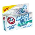 Arm & Hammer -  Advance White Sugar Free Tartar Control Gum Icy Mint 30 piece 0033200057208