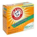Arm & Hammer - Detergent 5.64 lb,2.56 kg 0033200064114  / UPC 033200064114