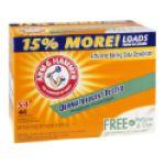 Arm & Hammer - Laundry Detergent 4.56 lb,2.07 kg 0033200064121  / UPC 033200064121