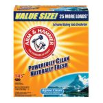 Arm & Hammer -  Powder Laundry Detergent Alpine Clean 0033200064251